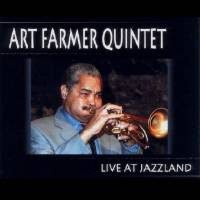 CD The Art Farmer Quintet Live at Jazzland